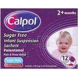 Calpol Infant Suspension Sachets