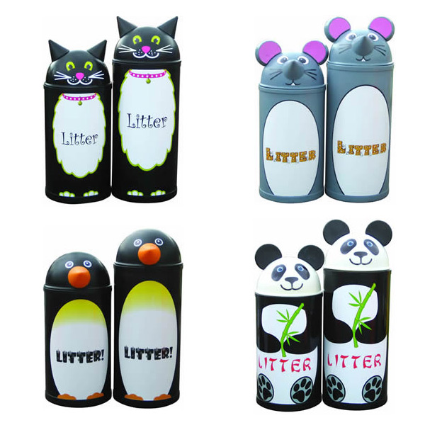 cat-mouse-penguin-and-panda-bins.jpg