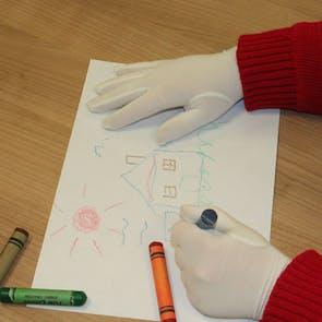Childrens Eczema Gloves
