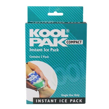 Compact Instant Ice Pack - Pk 2