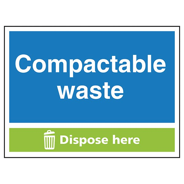 Compactable Waste