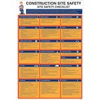 Constructive Site Safety Checklist