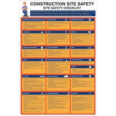 Constructive Site Safety Checklist
