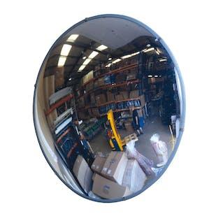 Convex Security Mirrors