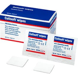 Cutisoft Pre-Injection Swabs