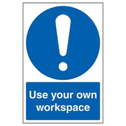 Use Your Own Workspace