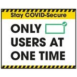 Stay COVID-Secure Only