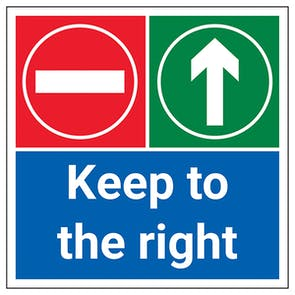 Keep To The Right