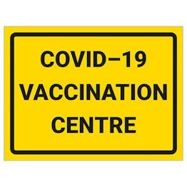 COVID-19 Vaccination Centre - Landscape