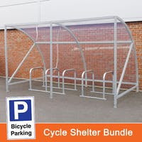 Cycle Shelter Bundle