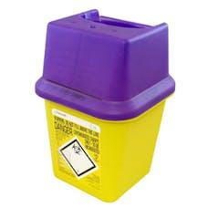 Cyto Sharps Disposal Bins