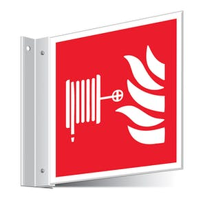 Fire Hose Reel Corridor Sign
