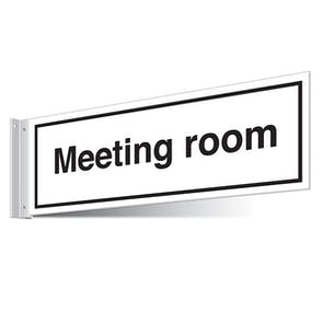 Meeting Room Corridor Sign