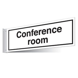 Conference Room Corridor Sign