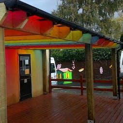 Tyneham Timber Shelter