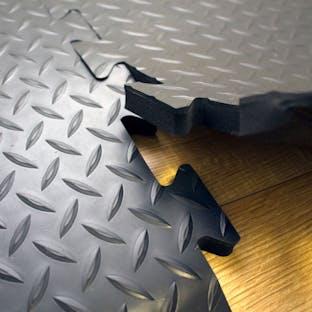 Deckplate Connect Interlocking Tiles