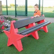 Double Sided Star Seat