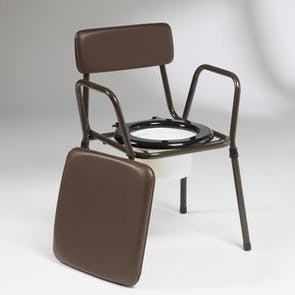 Drive Stacking Commode Adjustable