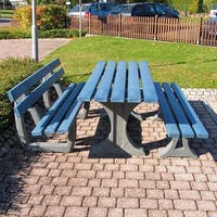 Durham Bench and Table