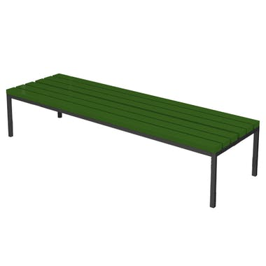 Eco Changing Bench - Double Sided