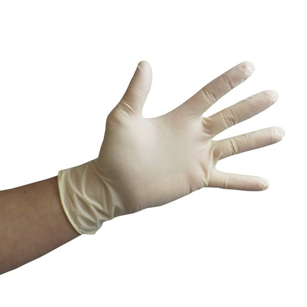 Medical Grade Disposable Latex Gloves