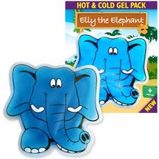 Elly The Elephant Reusable Gel Packs