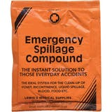 Emergency Spill Sachets
