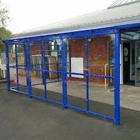 Salisbury Enclosed Shelter