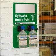 Eyewash Bottle Point