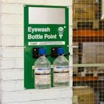 Eyewash Bottle Point