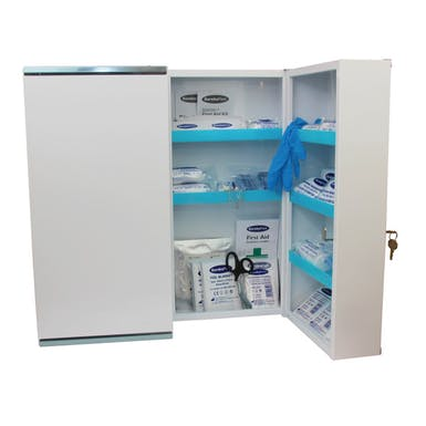 Double Door First Aid Cabinets