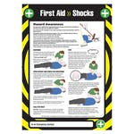 First Aid - Shocks Poster