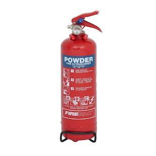 1KG Powder Fire Extinguisher