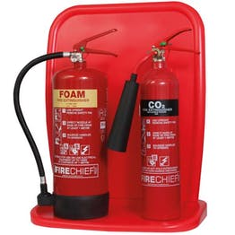 Fire Extinguisher Stands