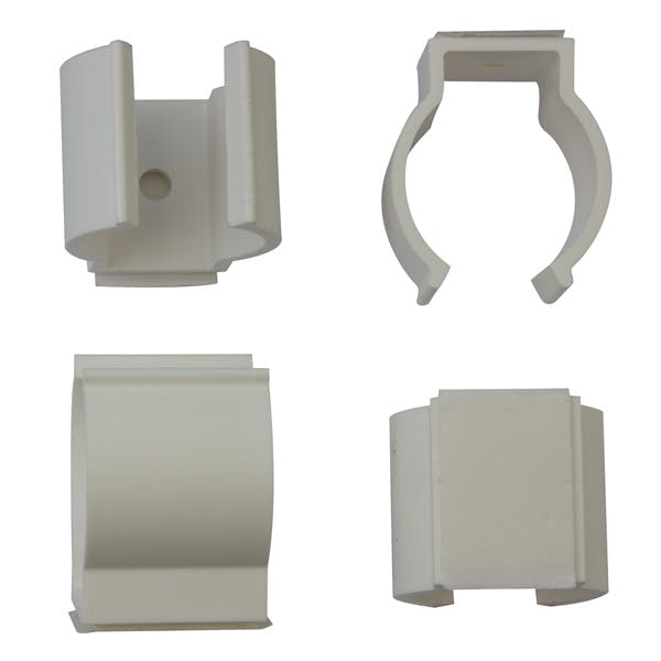 32mm Pole Clips