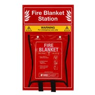 Fire Blanket Stations