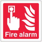 Fire Alarm - Square