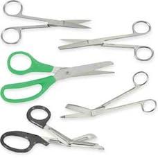 First Aid & Nursing Scissors