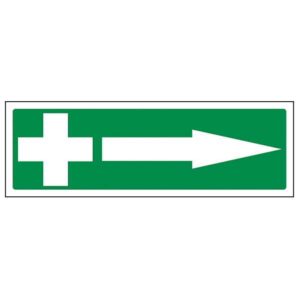 First Aid Arrow Right