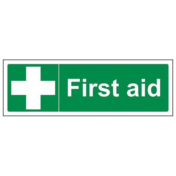 First Aid - Landscape