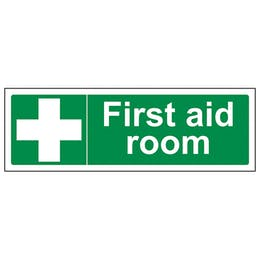 First Aid Room - Landscape