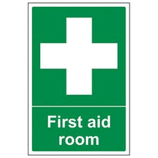 First Aid Room - Portrait