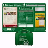 First Aid Kit Station