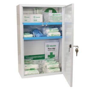 HSE Compliant Locking First Aid Cabinets
