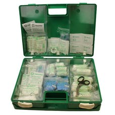 BS8599-1:2019 First Aid Kit In Deluxe Case