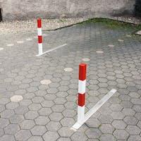 COMMANDER-PLUS Flush-Fitting Drop Down Post