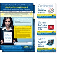 GDPR In Practice Resource Pack - Posters & Stickers