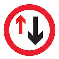 Give Way To Oncoming Traffic