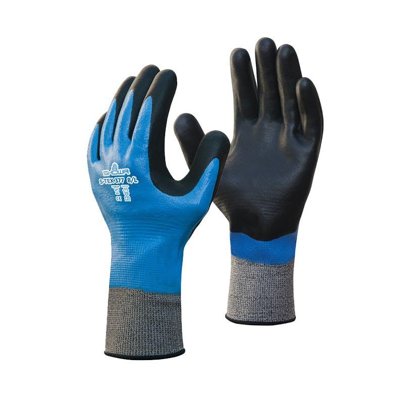 Showa STEX 377 Cut & Oil Resistant Gloves