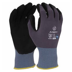 UCI Adept Anti-Viral Nitrile Palm Gloves